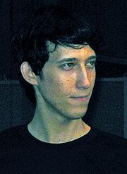 Portrait of Florian Hufsky